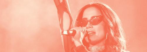 Anitta: uma análise de suas estratégias de  Branding Pessoal para o Rock in Rio