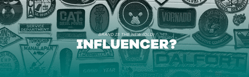Brand is the new (old) influencer?